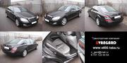 Аренда Mercedes-Benz W221 S600 Long черного  цвета