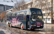 Компания Avtotrans. заказ автобусов и микроавтобусов
