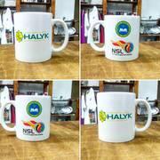 Печать на кружках с фотографиями,  логотипами,  пожеланиями! Цена 150