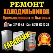Ремонт холодильников в Алматы